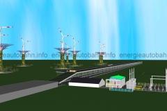 Schema: Energieautobahn